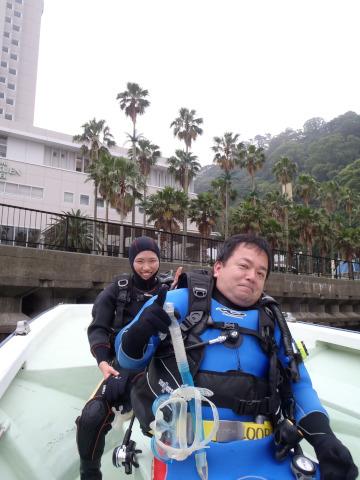 2011年6月26日(日) 熱海 ソーダイ根&沈船