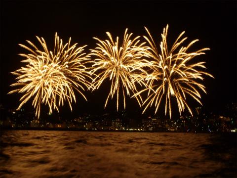 2011年10月1日(土) 伊豆海洋公園&熱海花火船上観覧ツアー