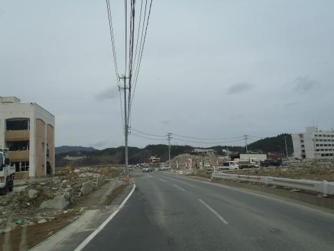 2011年12月6日(火)~8日(木) 南三陸町潜水ボランティア