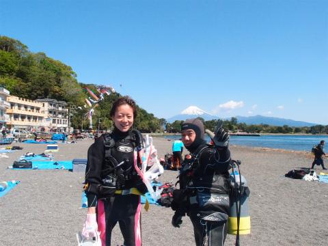 2012年5月5日(土祝) 大瀬崎海洋実習