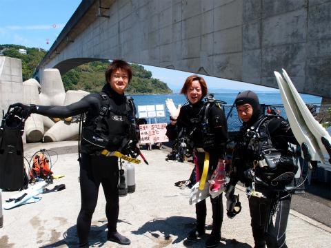 2012年5月13日(日) 岩海洋実習