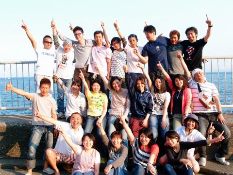 2012年05月27日(日) SCOOP1周年記念☆福浦BBQツアー