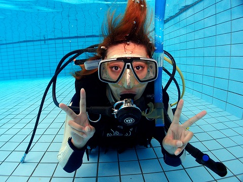 2012年10月10日(水) プール講習