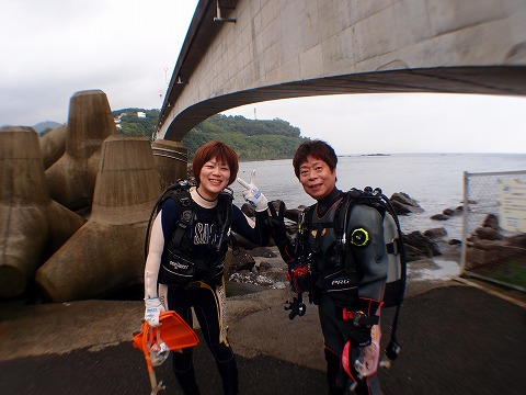 2013年7月5日 岩OW&ツアー