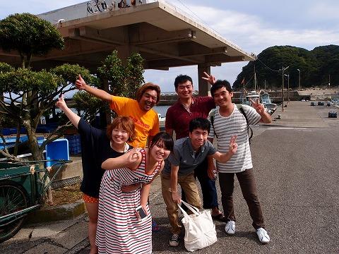 2013年9月8日 体験ダイビング&ツアー