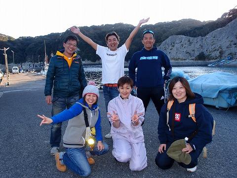 2013年11月23日 行川ツアー&OWコース