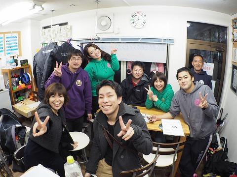 ☆SCOOP忘年会のお知らせ☆彡