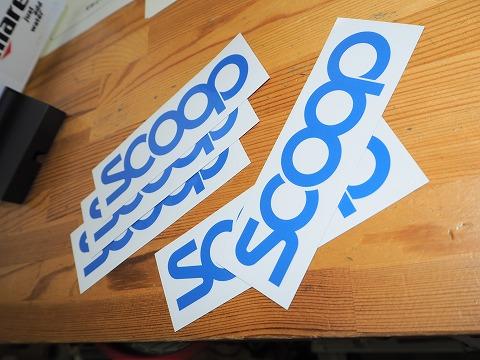 ステッカー作りました&COCOLOAの・・・