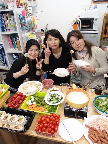 12月の店内イベント&忘年会!