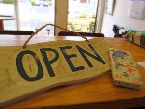 お店OPEN(*´▽`*)