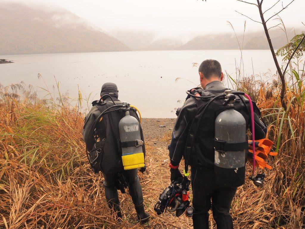 本栖湖ツアー報告