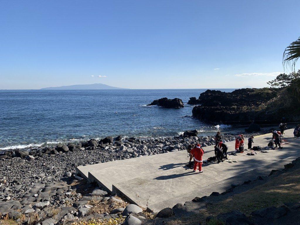 クリスマスの伊豆海洋公園