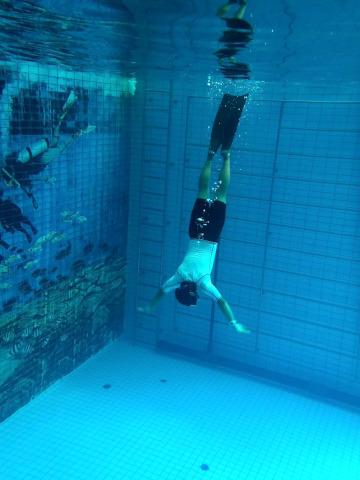 7月22日(金) プール練習!