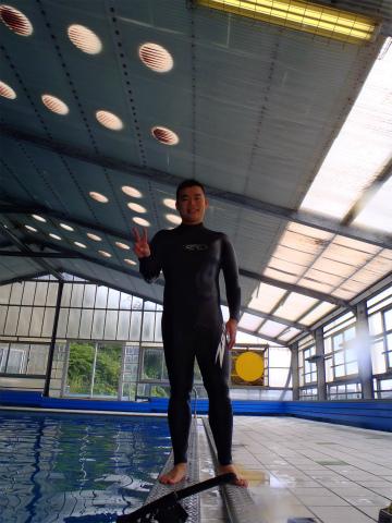 2011年8月23日(火) プール講習