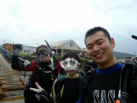 2011年9月4日 獅子浜