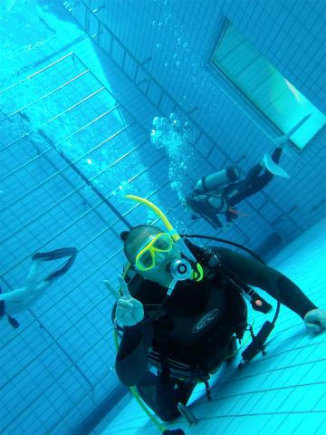 2011年9月15日(木) プール講習