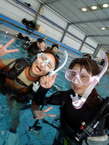 2011年9月23日 プール講習☆