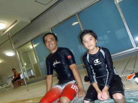 2011年10月30日(日) ゴールドジム体験ダイビング