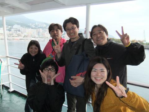 2011年11月3日(木祝) 初島 ヤグラ2.5