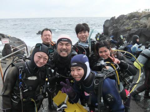 2011年12月31日(土)~2012年1月1日(日) 年越しIOP&菖蒲沢ツアー