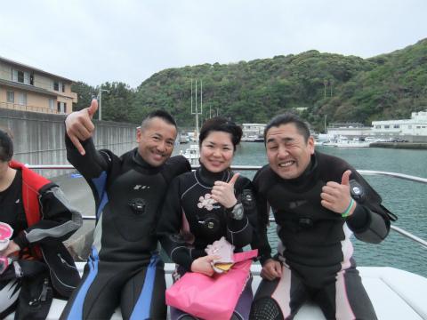 2012年4月22日(日) 日帰り神子元