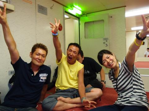 2012年08月03日(金夜)~05日(日) 三宅島三本岳