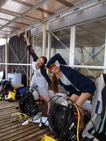 2012年10月18日(木) 獅子浜ツアー