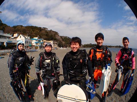 2013年3月15日(金)大瀬崎ツアー