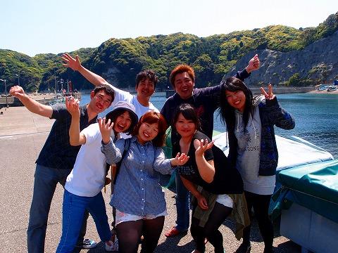 2013年5月6日(月)行川&鴨川シーワールドツアー♪