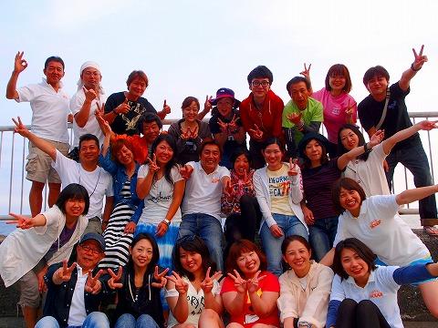 2013年5月26日 SCOOP2周年福浦BBQツアー