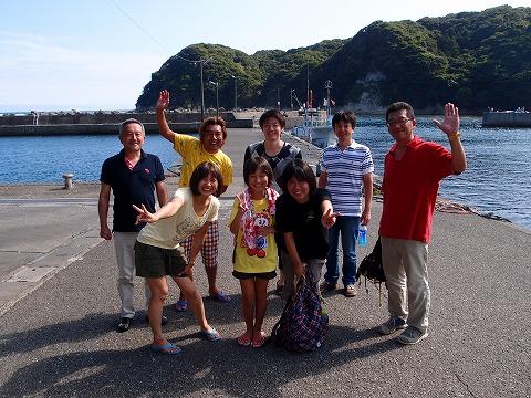 2013年9月7日 行川ツアー