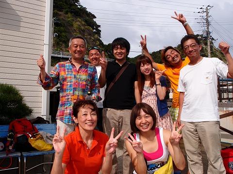 2013年9月14日 行川ツアー