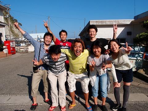 2013年10月12日 行川ツアー