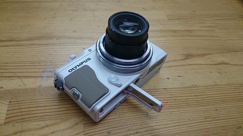 カメラが・・・