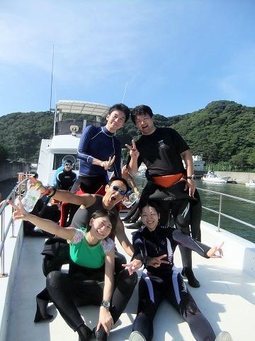 2012年8月24日(金夜)~26日(日)神子元お泊まりツアー