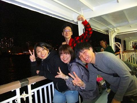 2013年4月26日(金夜)~29日(月祝)八丈島ツアー♪