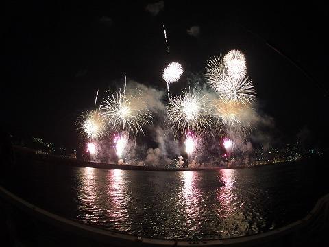 昨日は熱海の花火大会でした(^O^)/