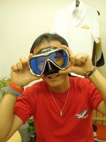 新しいマスク☆