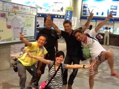 三宅島へ!!